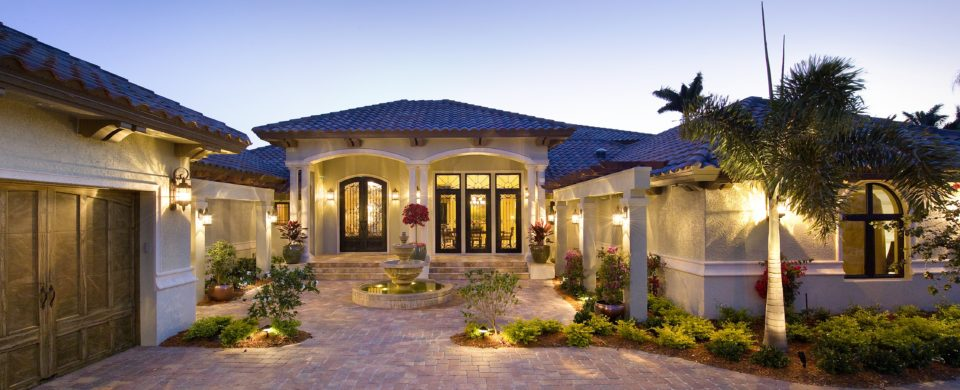 South florida luxury home plans home plan for Luxury florida home plans